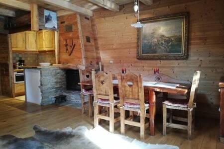 Charmant studio spacieux  Vallorcine