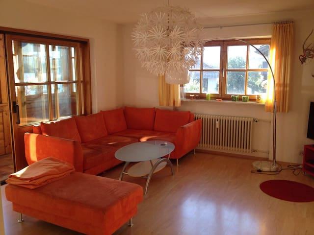 Wunderschöne Wohnung in der Nähe von Oberstdorf - Sonthofen - Appartement