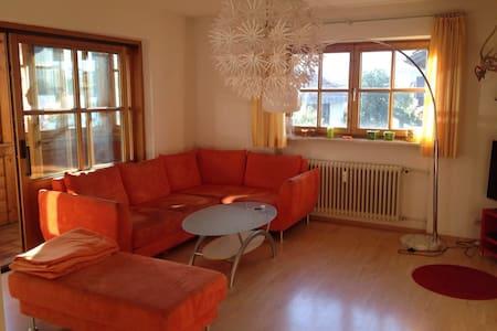 Wunderschöne Wohnung in der Nähe von Oberstdorf - Sonthofen