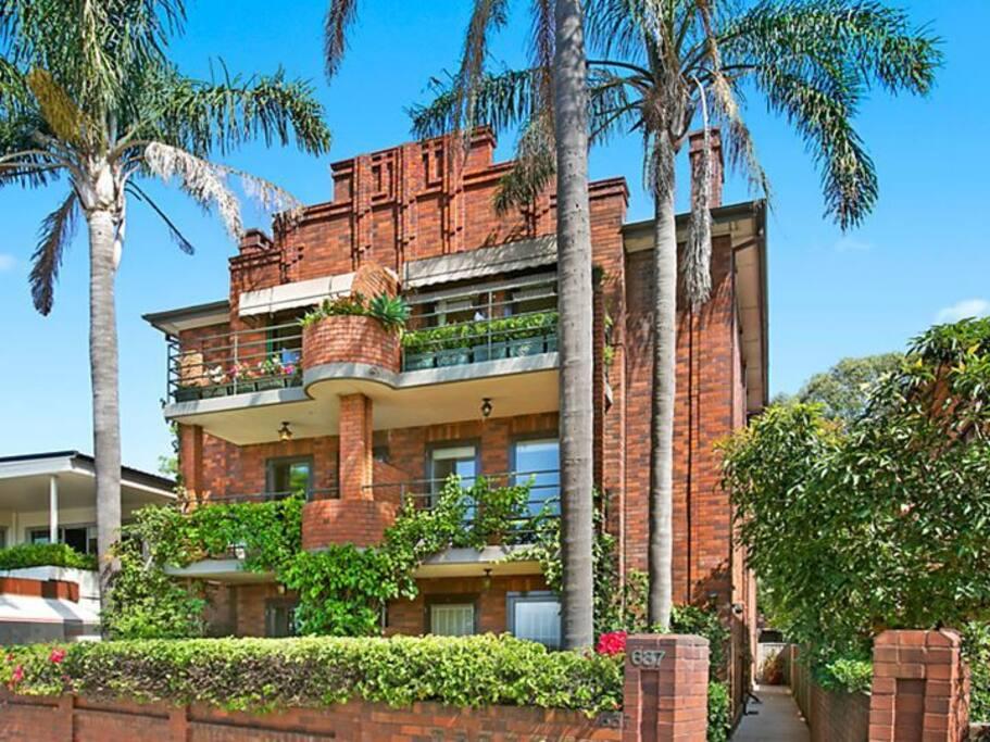 beautiful and iconic Sydney