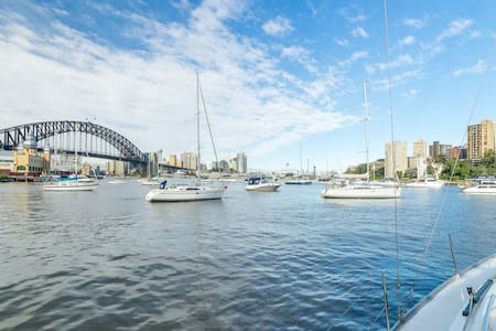 Stay a Magical Night on Sydney Harbour - Lavender Bay
