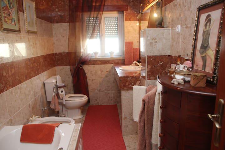 WC com hidomassagem