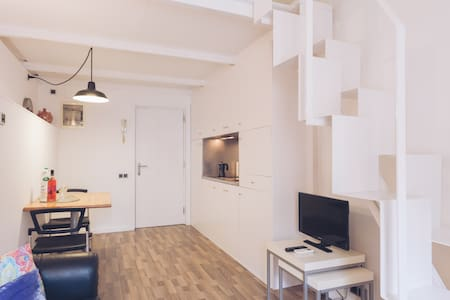 loft apartment in Girona - Girona - Loft