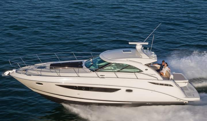 "Super Luxury Sea Ray 41"" Yacht  Book and Save $$$$"