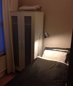 Small bedroom for overnight stay - Saltburn-by-the-Sea
