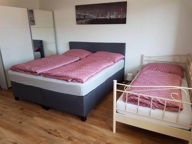 3er Schlafzimmer A