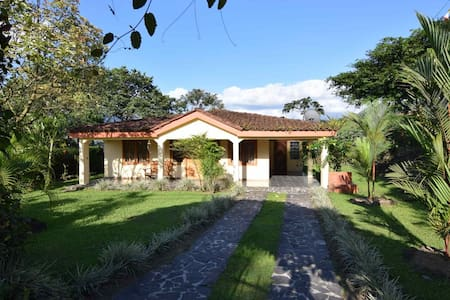 Rainforest home on Arenal Volcano - El Castillo
