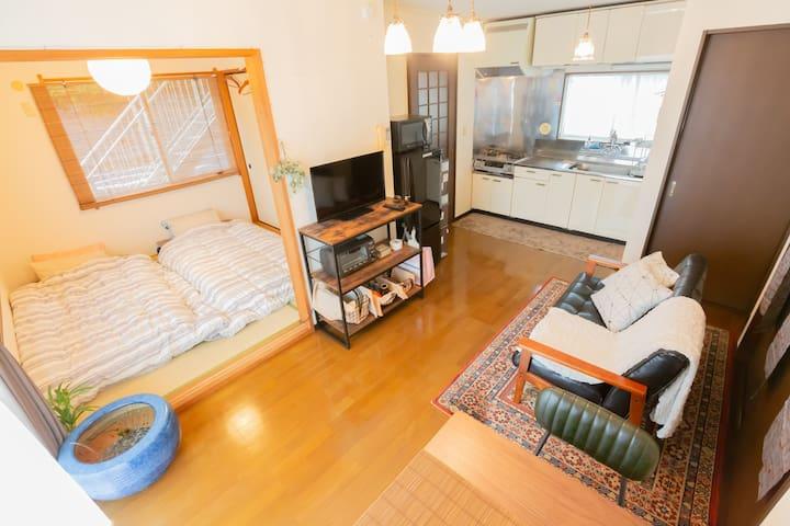 Fujisawa-Shonan real life / Honmachi Homes
