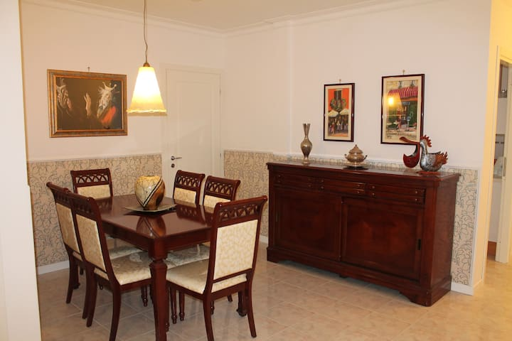 Luxury apartment in residence - Orte Scalo - Appartement