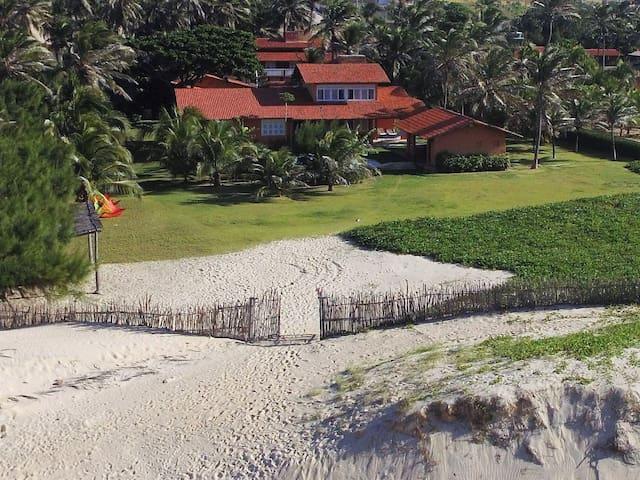 Casawind Taiba - Great villa on the beach