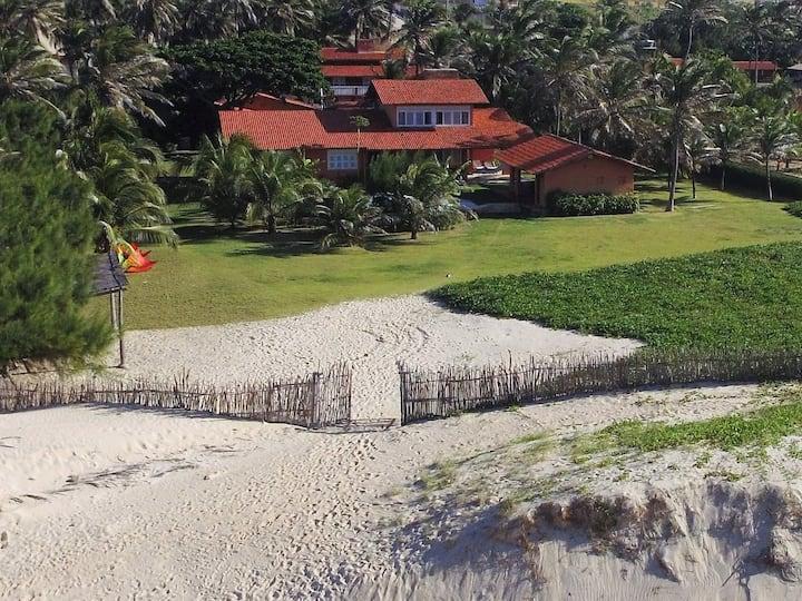 Casawind Taiba - Belle villa sur la plage