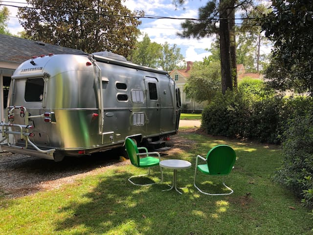 Quiet Covington Airstream