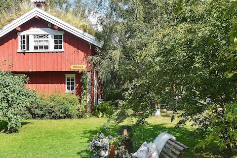 3 person holiday home in Bøfjorden