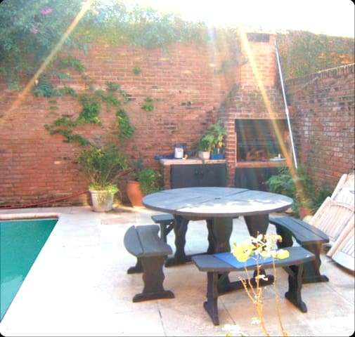 Amazing House B&B /Swimming Pool+Barbecue+Solarium