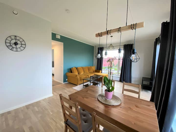 New apartments, parking place & near Kadriorg Park