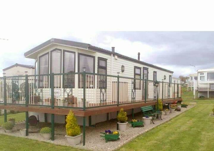 Sand le mere holiday village East coast Yorkshire