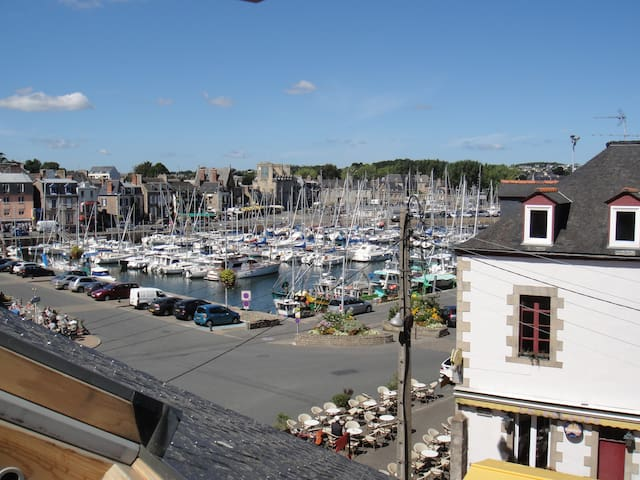 Appartement sur le port de Paimpol - Paimpol - Apartment