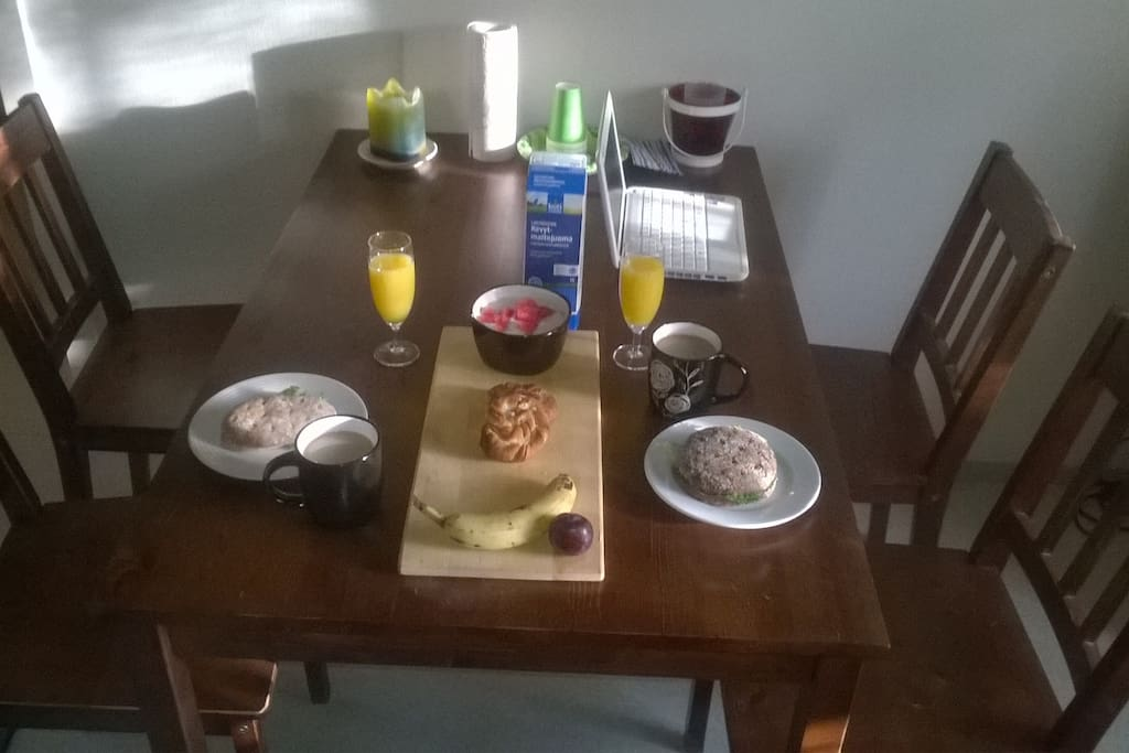 Simple breakfast