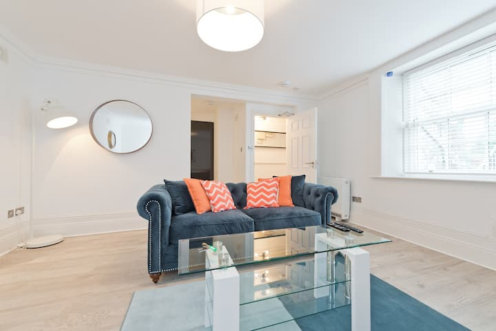 Stylish 1bed within walking distance of Grafton St