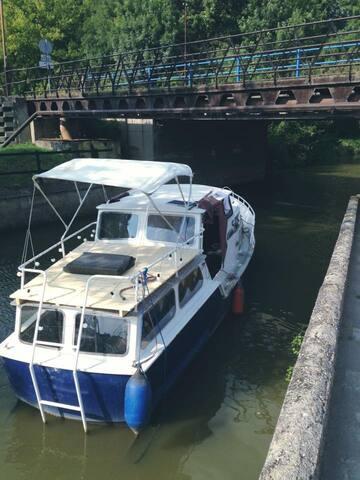 Boat Summer