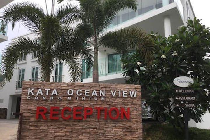 1 bedroom - Ката ocean view apartment 2