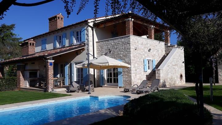 Villa Pomegrana, Pool, 8 Guests