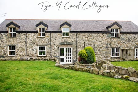 Cosy Mountain View Cottage in Snowdonia - Ty Nansi