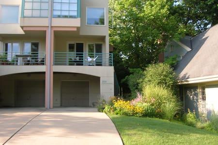 Architectural Design Modern Townhouse - Cincinnati - Casa