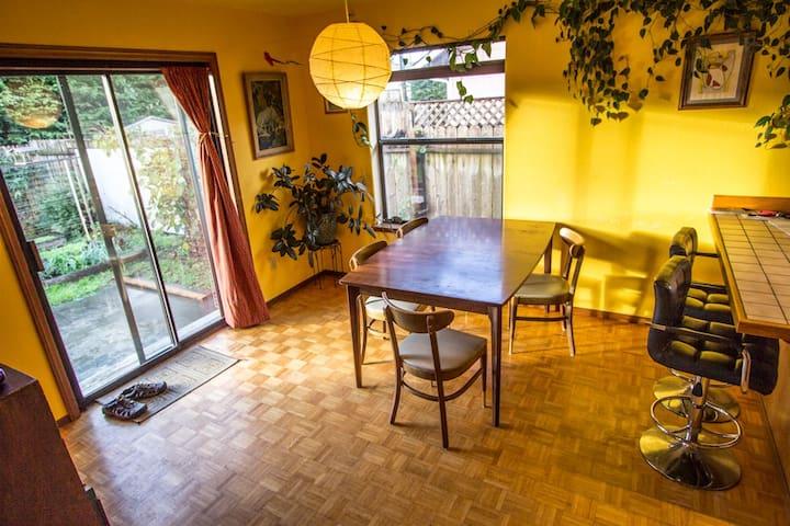 Private Room in Arcata House - Arcata - Haus