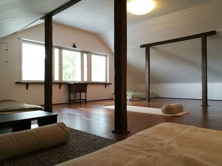 Spacious Studio in countryside of Inkoo