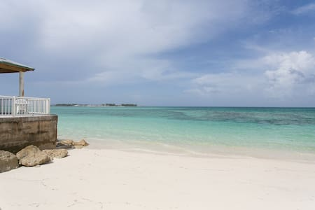 Beach on the property! - Nassau - Wohnung