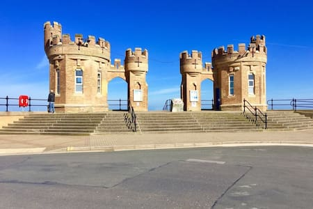 Withernsea.  time to relax, have peace and quiet