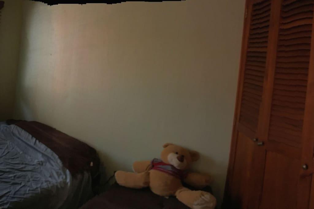 Dormitorio Disponible