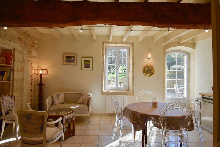 Jolie maison provençale: Bienvenue chez Sophie