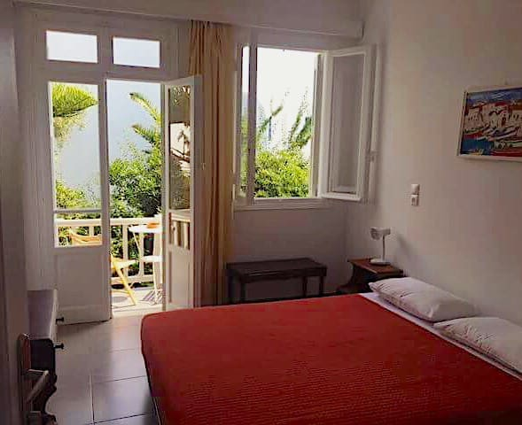 Double room with balcony  in Mykonos town