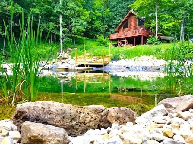 Paint Creek Lodge