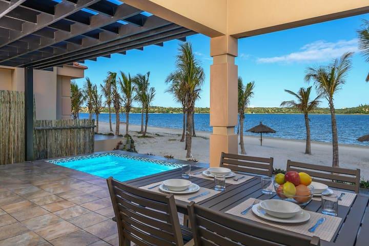 "San Martinho Beach Club Resort Villa A35"""