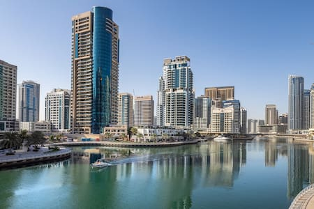 Incredible Dubai Marina Duplex!