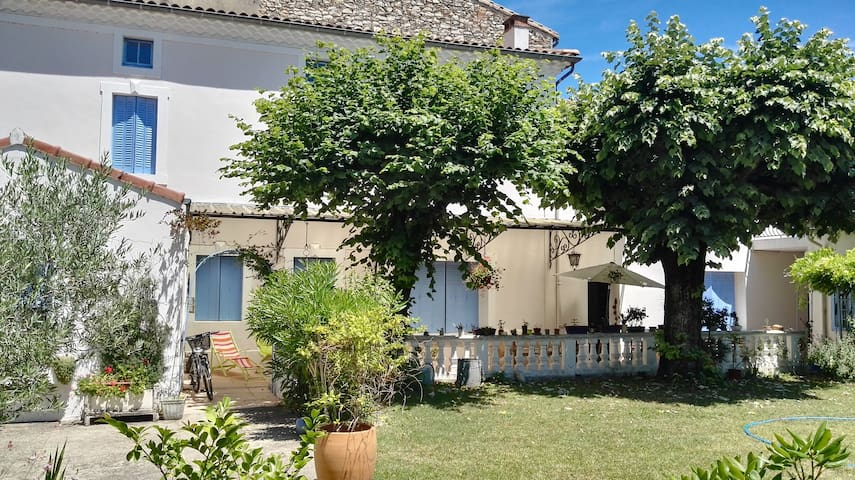 BnB, center of Montelimar - Tour de France - Montélimar - บ้าน