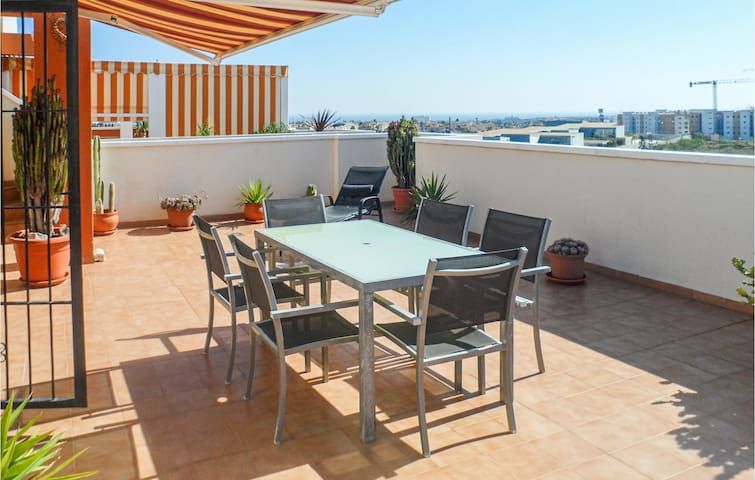 Holiday apartment with 3 bedrooms on 139m² in Nucleo Orihuela-Costa
