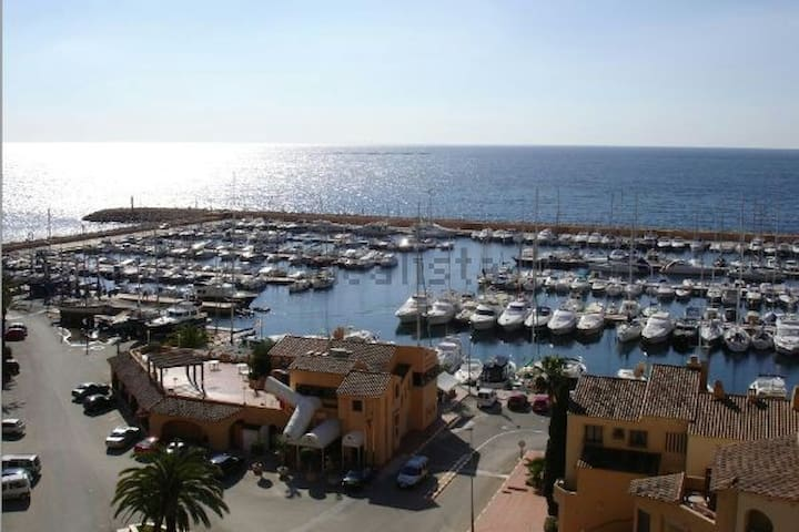 Studio in front of the beach - Altea - Apartment