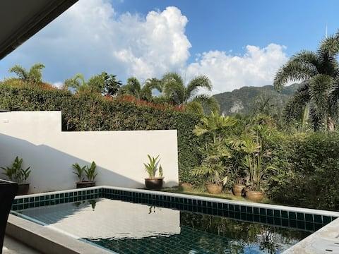 PRIVATE POOL VILLA - Tropical Paradise