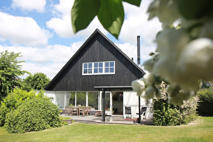 Odense Oasis Close to Fields and Forrest