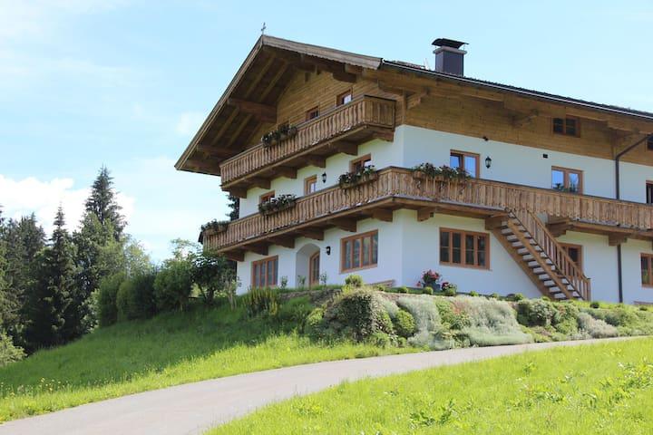 Acogedor apartamento en Westendorf con sauna