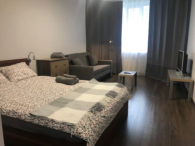 Brand new apartment in the bussines center