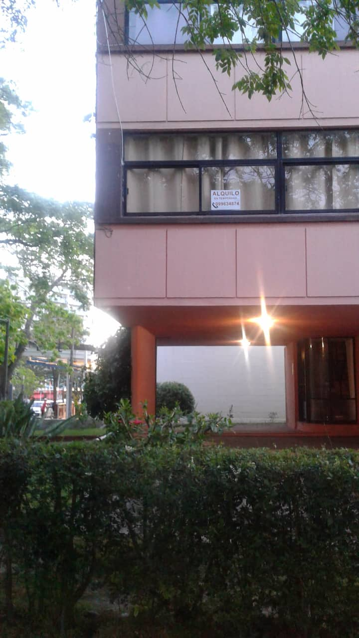 Apartamento ideal en pleno centro de Atlántida.