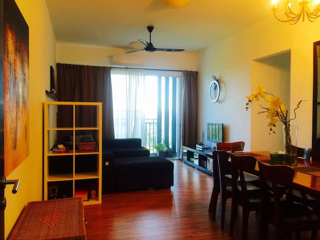 JB Legoland Nusajaya Skudai cozy 3bedroom for 7p
