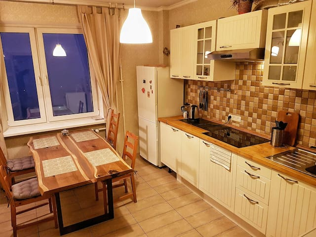 2 bedroom apartment - Sankt-Peterburg - Apartamento