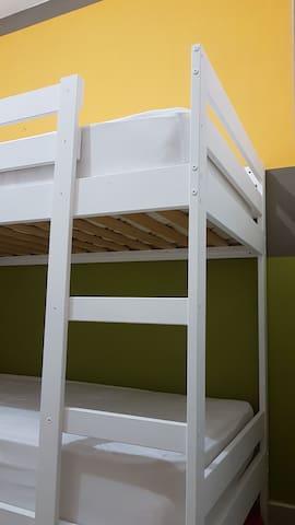 Bedroom 3: Bunk Beds