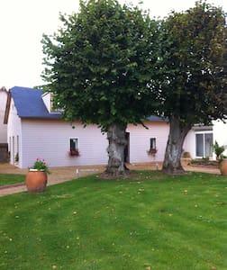 le petit manoir chambres d'hôtes (bambou) - Farceaux - Dům pro hosty